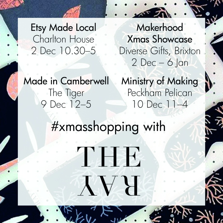 xmasshopping events_The Ray instagram2